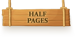 half pages